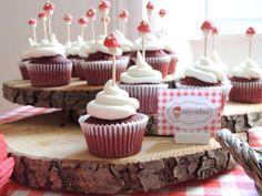 Red Velvet Cupcakes ❤️
