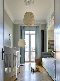 Квартира в Москве, дизайн-бюро Artforma. Чтобы посмотреть интерьер полностью, нажмите на фотографию.