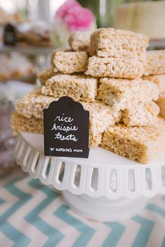 Homemade Baked Goods to put out at your bachelorette party