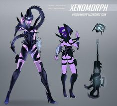 Century Fox/Blizzard Entertainment Widowmaker is undoubtedly among the most popular heroes in Overwatch and one that artistic fans love to get creative with. Overwatch Widowmaker, Overwatch Comic, Overwatch Fan Art, Game Character Design, Character Concept, Concept Art, Video Game Characters, Fantasy Characters, Overwatch Skin Concepts