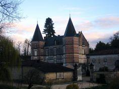 Château Fontpinot // Cognac, France