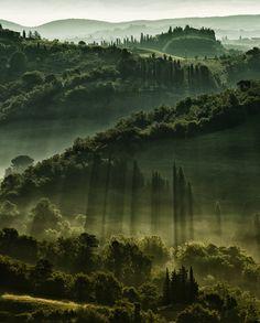 tuscany impression by Irca Caplikas