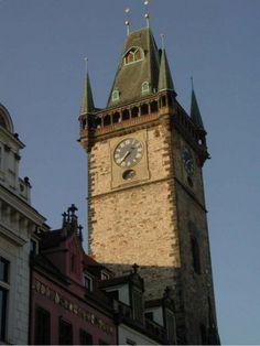 Photo Tour of Old Town Prague: Prague's Old Town Hall
