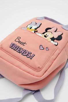 MINNIE MOUSE AND DAISY © DISNEY BACKPACK | ZARA United States