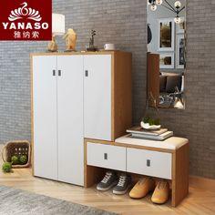 Shoe Storage Design, Shoe Cabinet Design, Cupboard Design, Rack Design, Shoe Cabinet Entryway, Entryway Shoe Storage, Shoe Storage Cabinet, Build A Shoe Rack, Wood Shoe Rack