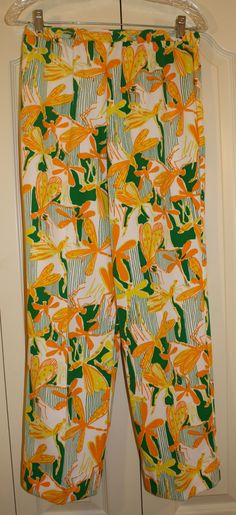 Lilly Pulitzer 'The Lilly' Dragonfly pants