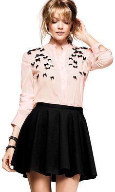 #Victorias Secret         #Skirt                    #Ponte #Full #Skirt #Victoria's #Secret             Ponte Full Skirt - Victoria's Secret                                          http://www.seapai.com/product.aspx?PID=792670