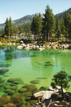 Sand Harbor at Lake Tahoe Incline village