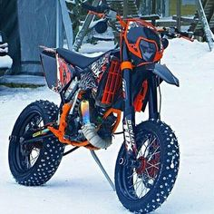 "forty-six-and-dos: ""That motard doe "" Ktm Dirt Bikes, Cool Dirt Bikes, Dirt Bike Gear, Motorcycle Dirt Bike, Road Bikes, Dirt Motorcycles, Dirt Biking, Ktm Supermoto, Dirtbikes"