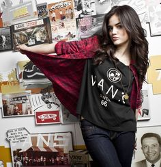 I love Lucy Hale's style