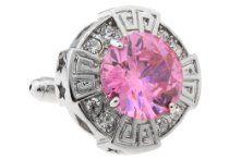 Classic Pink Crystal Cufflinks http://astore.amazon.com/ahoy-20/detail/B00GTOPW7M