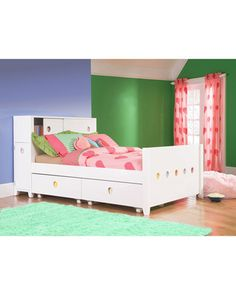 bed idea for Lily's room