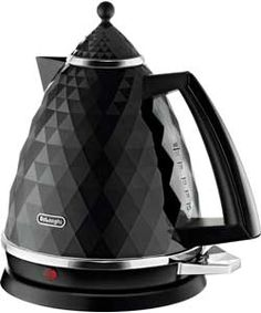 De'Longhi Brilliante Kettle - Black.
