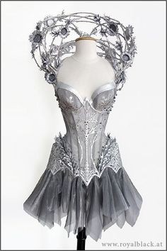 I can't even deal with how beautiful these corsets are!