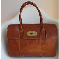 Tip: Mulberry Handbag (Cognac)