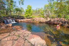 Buley Rockhole, Litchfield Park, Australia