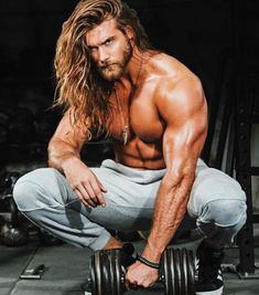 Super Inspirational Long Hairstyles Men Can Try NowYou can find Long haired men and more on our website.Super Inspirational Long Hairstyles Men Can Try Now Brock Ohurn, Preppy Fall Outfits, Hair And Beard Styles, Mens Long Hair Styles, Men With Long Hair, Long Hair Guys, Muscular Men, Attractive Men, Good Looking Men