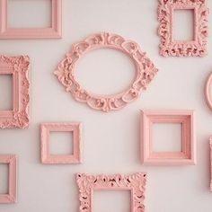 Empty Picture Frames, Contemporary, nursery, Sherwin Williams Hopeful, Project Nursery