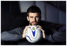 gerard pique - one of the many reason soccer is my favorite sport