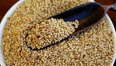Durerea genunchiului (tendoanele) poate apărea brusc la orice vârstă, datorită unei varietăți de factori, cum ar fi o astfel de vătămare, excesul de greutate, exercițiul excesiv, trecerea simplă a timpului, printre altele. Problema cu adevărat importantă Testosterone Boosting Foods, Boost Testosterone, Benefits Of Sesame Seeds, Increase Testosterone Naturally, Sesame Seeds Recipes, Healthy Heart Tips, Healthy Foods, Toasted Sesame Seeds, Natural Health Remedies