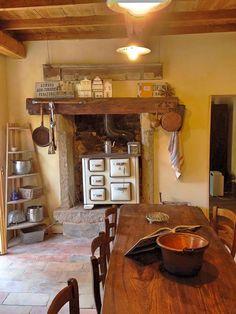 Affitto appartamento Asti e provincia - cucina economica unita piano terra