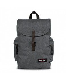 ad429706044 Mens Eastpak Austin Black Denim Backpack Denim Backpack, Rucksack Backpack,  Black Backpack, Laptop