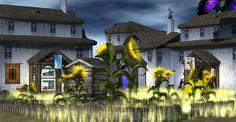 Fantasy Faire 2012 : Meandervale Fantasy, Surrealism, Explore, Mansions, House Styles, Manor Houses, Villas, Mansion, Fantasy Books