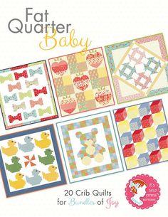 Announcing our Newest book... Fat Quarter Baby - Fat Quarter Shop's Jolly Jabber