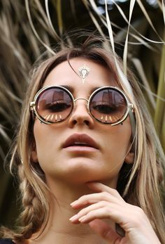 Maximillion Sunglasses in Tort Brown by Supa Sundays at The Freedom State