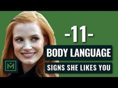 women flirting signs body language free printable: