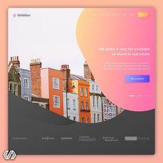 Follow @dailywebdesign for more! Design b