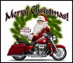 Merry Christmas to All my fellow riders Be Safe !!