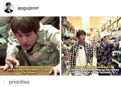 And then namjoon went and bought a sixpack xD