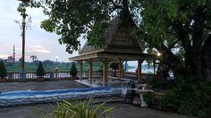 Temple 'nangsaun'