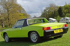 Retro Road Test: Porsche 914