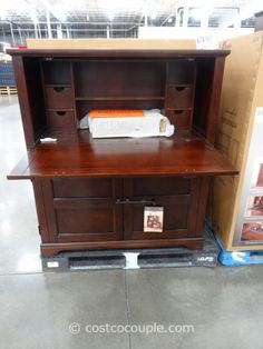 bayside furnishings brantford credenza costco