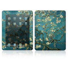 Pretty iPad skin :D