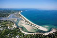 Autre vue de la Mer Blanche; on peut comparer la position exacte des bancs de sable, qui varie autant que l'appellation du lieu...