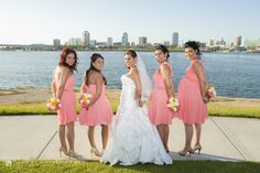 Long Beach @ The Reef Wedding | Southern California Wedding Photographer