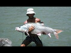 'River Monsters': Jeremy Wade Makes A Dangerous Mistake Hunting The Asian Slayer Fish (VIDEO)