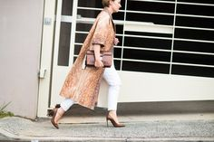 On the Streets of Sydney - Australian Street Style-Wmag