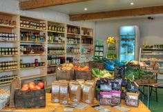 We are proud to stock local & regional produce in our farm shop