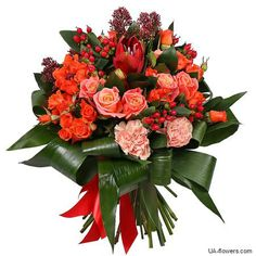 Order a bouquet «Amber Wedding Bouquets, Amber, Christmas Wreaths, Floral Wreath, Happy Birthday, Holiday Decor, Flowers, Bouquets, Cute