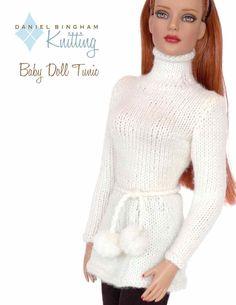 Baby Doll Tunic | Daniel Bingham Design Studio
