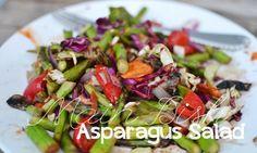 Mom's Asparagus Salad   Bring Joy