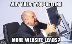 You know that your website should be generating more new business than it is. This is how and why you are leaving so much money on the table.