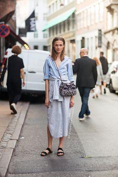 Emma Oak - Stockholm Streetstyle