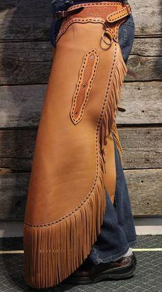 custom cowboy canteen | Basket Trim Sonora Chinks