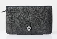 Hermes Dogon Togo Leather Wallet Replica