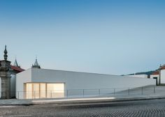 Álvaro Siza and Eduardo Souto de Moura team up for Portuguese museum project.